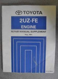 Toyota 2uz fe engine repair manual supplement 2001 rm895e engine toyota engine repair manual supplement 1999 listing in the toyotacar manuals literaturecars trucks parts accessoriescars vehicles category on fandeluxe Image collections