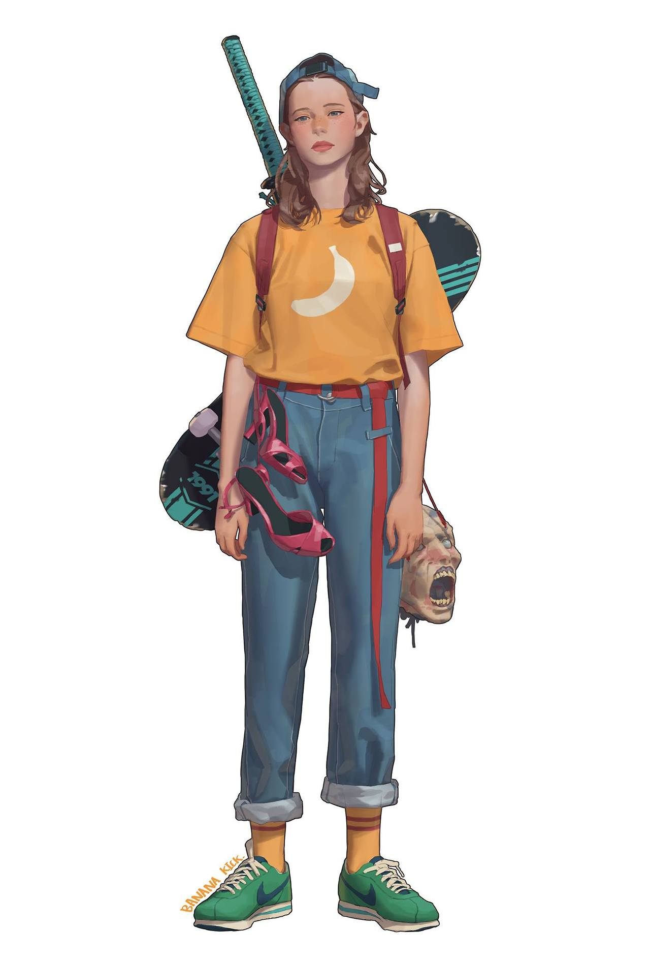 Pingl par nathan ota o sur character design en 2019 art de mod les dessin personnage et dessin - Modele dessin personnage ...