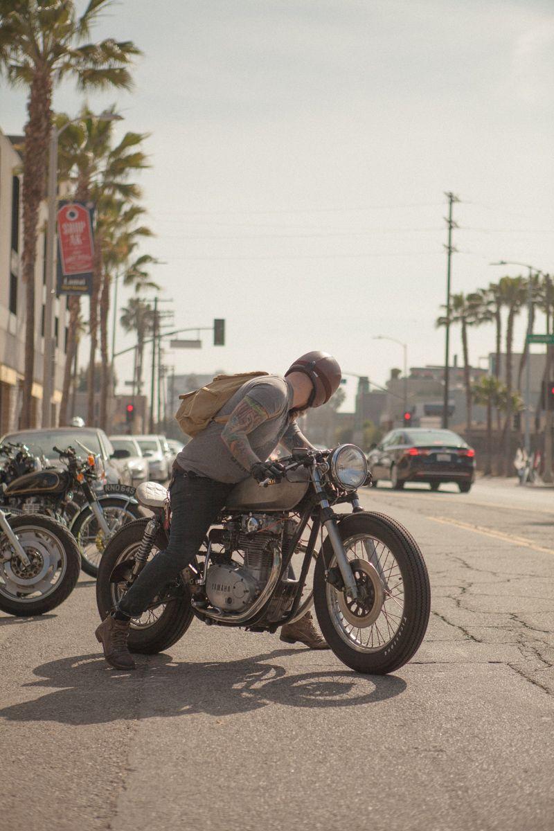 John Woodbridge Makers : motorcycle Photography