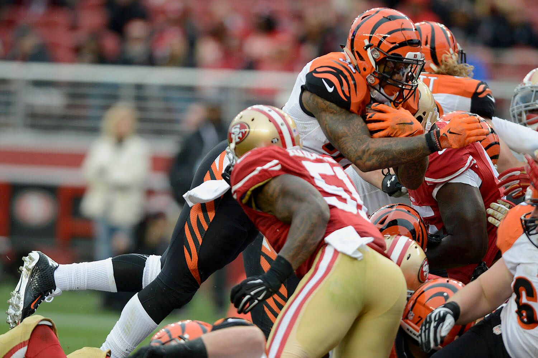 Watch San Francisco 49ers vs Cincinnati Bengals live