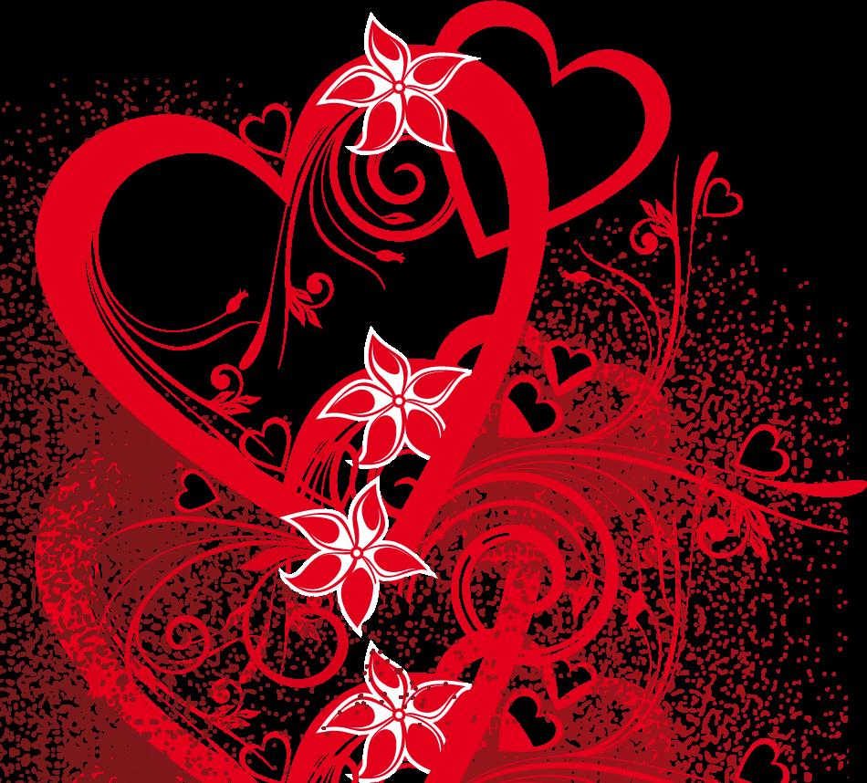 Coeur Rouge Transparent Recherche Google Coloriage Coeur