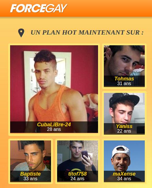 rencontre gay fr à Sète