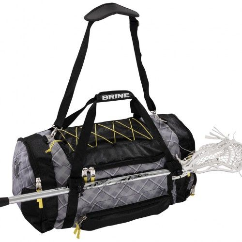 Brine Expedition Bag The Lacrosse Equipment