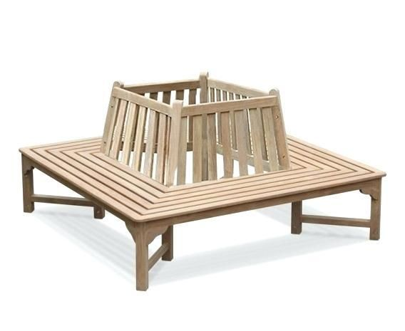 Tree Seats Garden Furniture Rustic Full Size Of Wooden