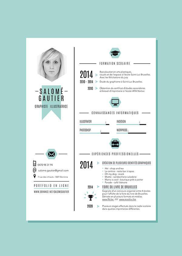 Ejemplos Como Hacer Un Buen Curriculum Vitae Original 6 | CV ...