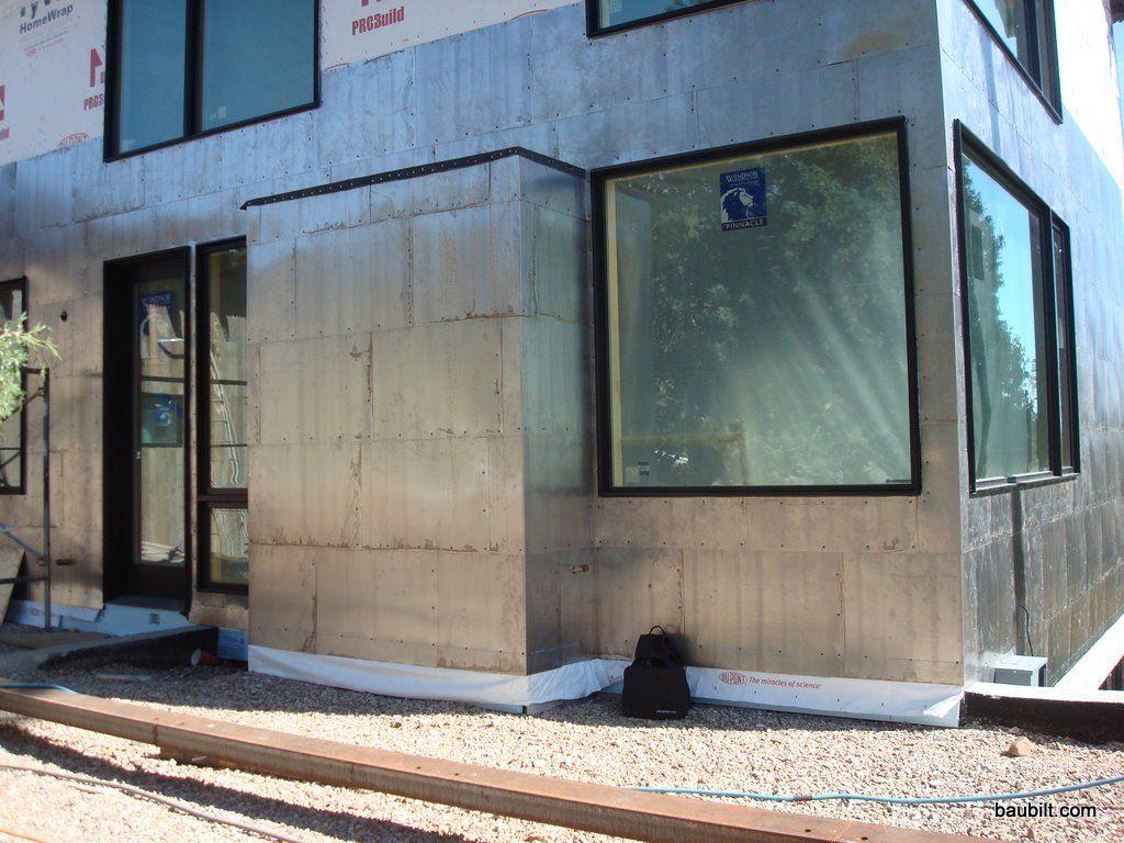 White Brick Facade Architecture