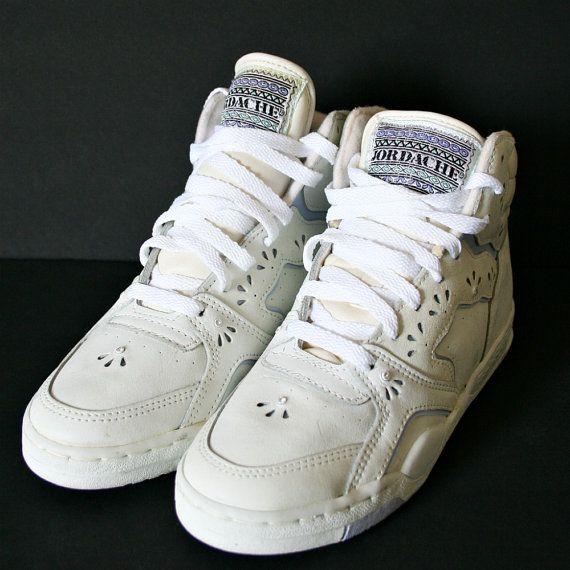6537f9f5f0929 JORDACHE high tops | 80's | High top tennis shoes, Shoes, High tops