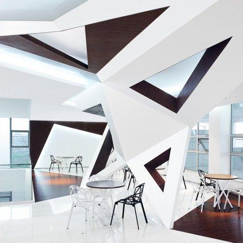 Lovely Arthouse Café By Joey Ho Idea