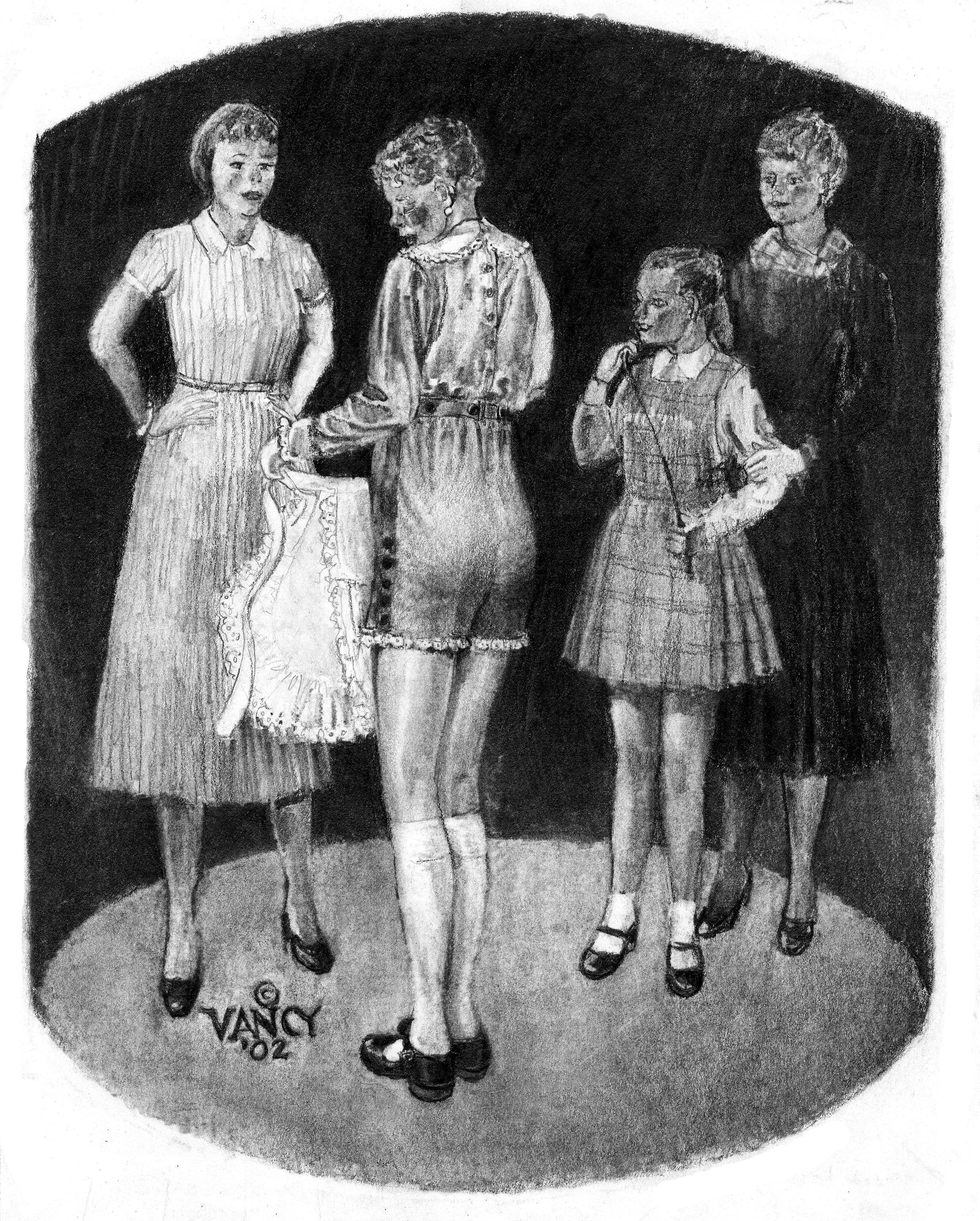 Tumblr petticoat punishment