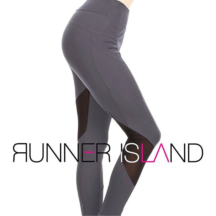 eee26122c7 Slide into a pair of our Runner Island Mesh Leggings for a #workout with  4-way stretch & tummy control 🎁🎄 Free 2-day shipping for…