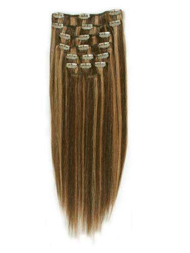 hair extensions clips ægte hår