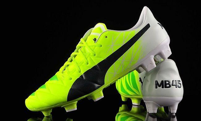 Buty Pilkarskie Puma Evopower 1 Mg Fg Puma Football Soccer Sports Pilkanozna Futbol Puma Football Boots Soccer Shoes Football Boots