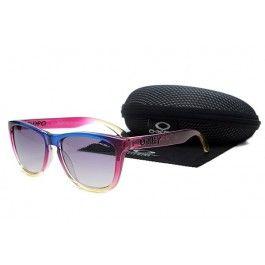 9ed39071b Óculos de sol Oakley Frogskins Rose Red Quadro Gradiente lente Roxo ...