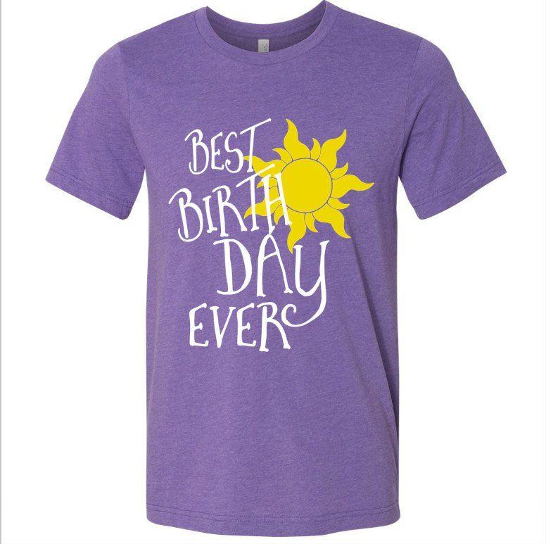 Adult Best Birthday Ever Shirt