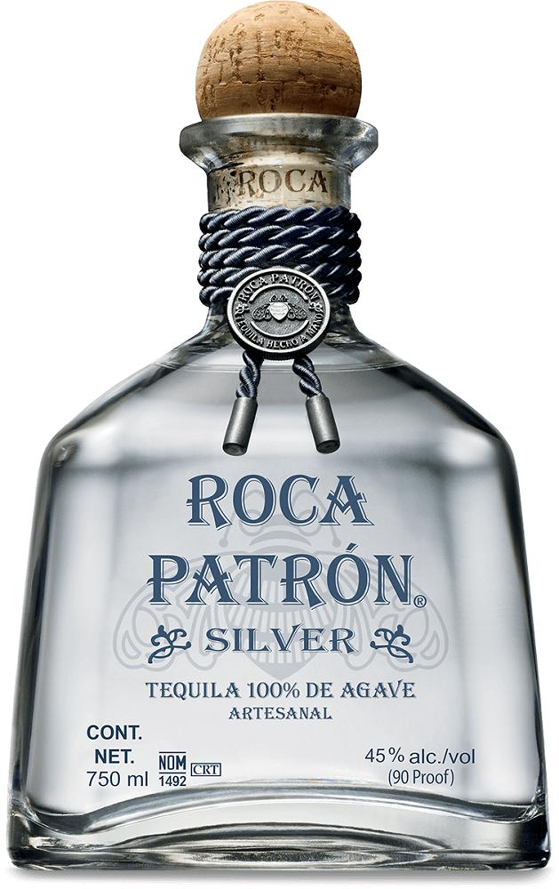 Roca Patron Silver Patron Silver Tequila Patron Tequila Tequila