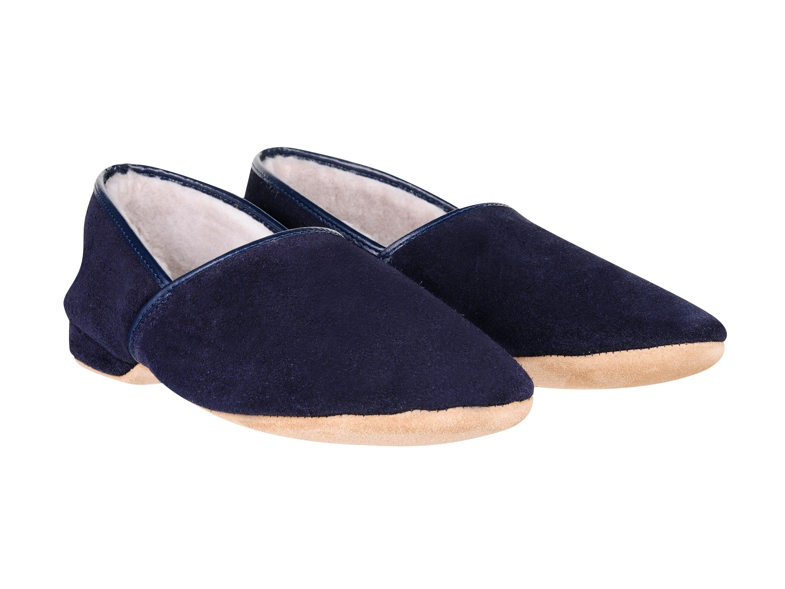 Arthur S Slippers In The Beginning Because He Is A Schlub Navy Slippers Mens Slippers Slippers