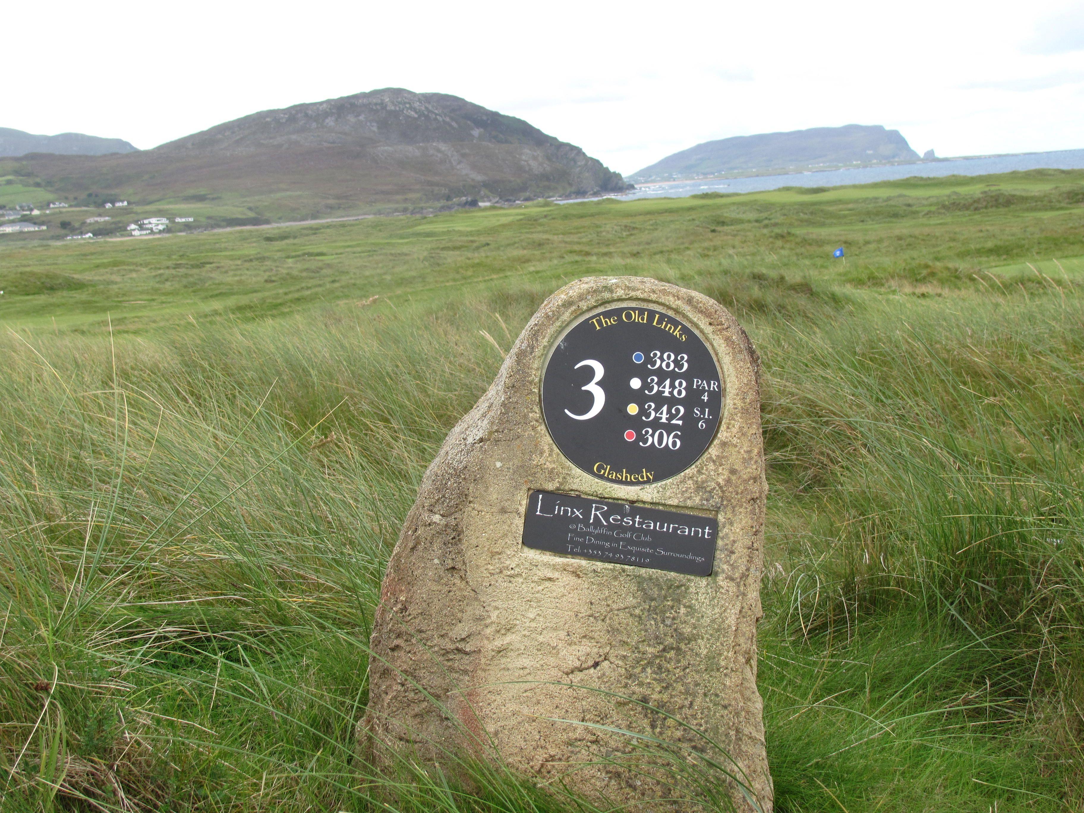 Ballyliffin Gc In Ireland Golf Courses Wales England Bottle Opener Wall