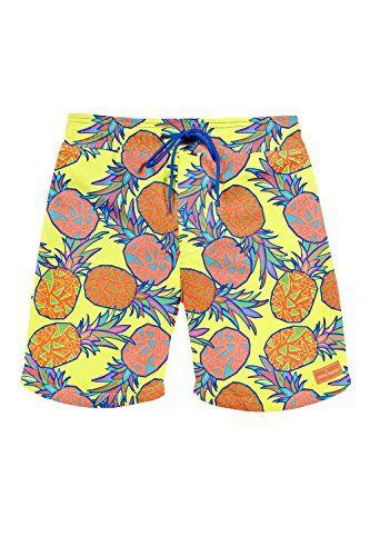 6da14fd9fd Men's Lightweight Summer Board Shorts - Short Swim Trunks for Men ...