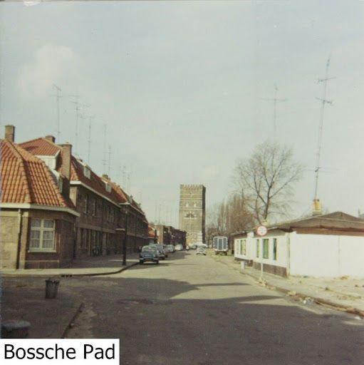 Bossche Pad Den Bosch (jaartal: 1970 tot 1980) - Foto's SERC