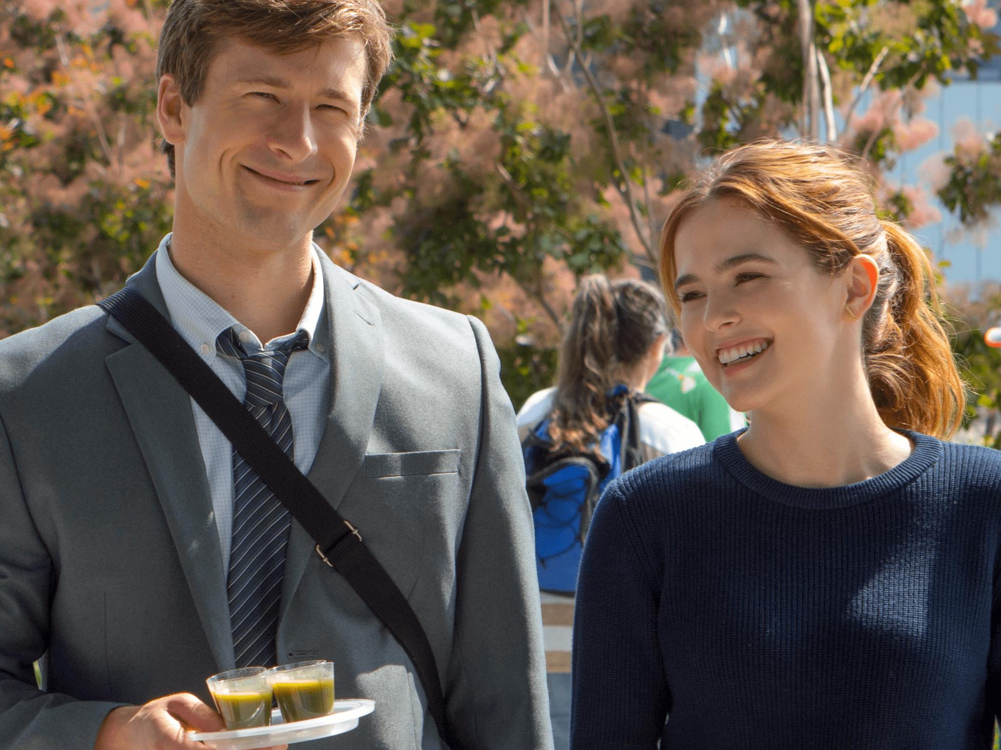 NetFlix Romantic Comedy Hit 'Set It Up' Was Almost Cast