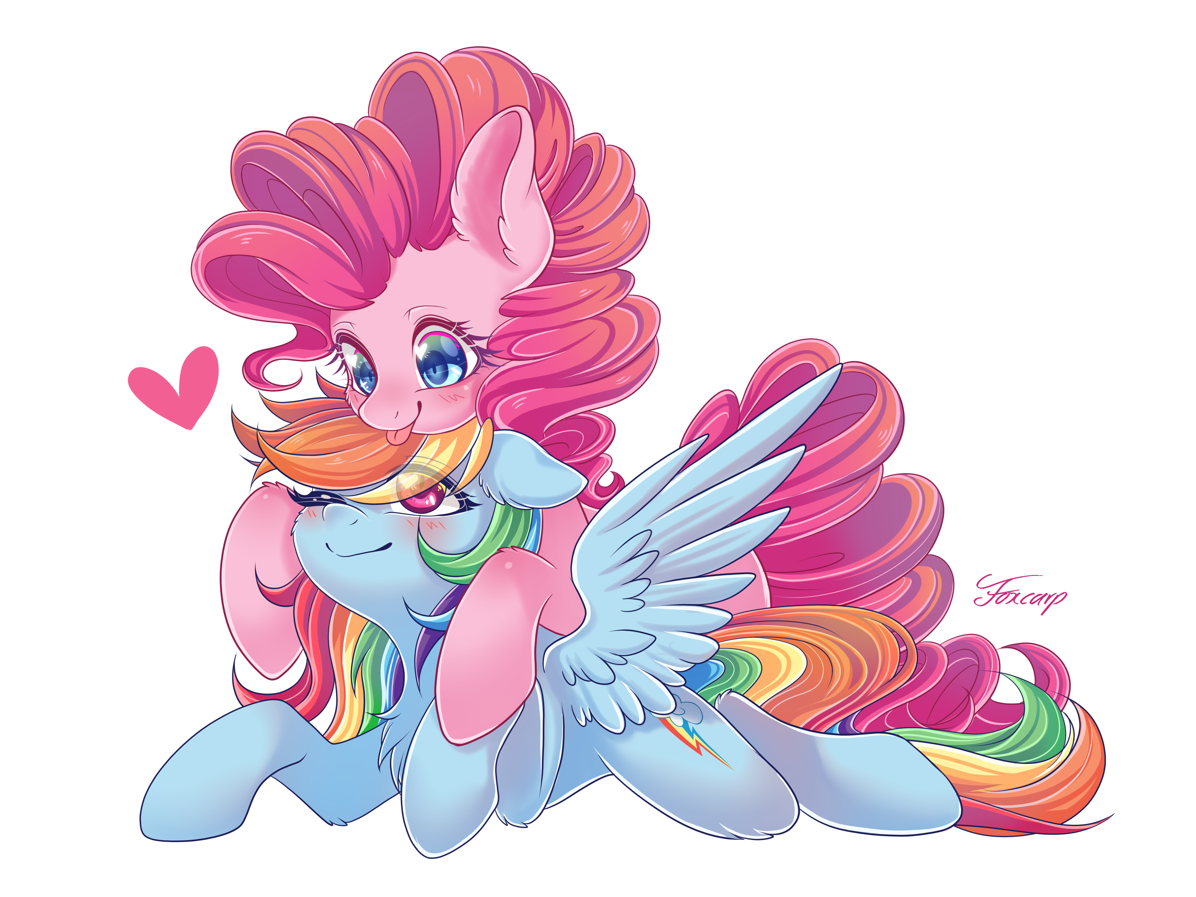 Personalized My Little Pony Hoodie Rainbow Holographic Print Custom Present