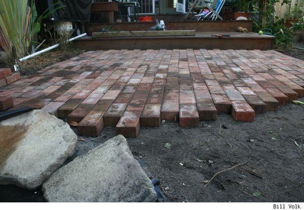 If Your Garden Is Small Then Choose A Paver Patio Design That Will Fit With  Your Garden Without Having To Make It Looks Bad. Description From Remodu2026