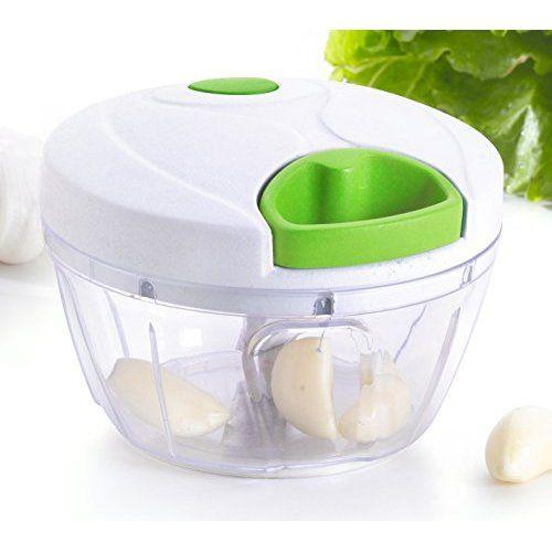 Küchenmaschine Gemüseschneider Shredder Slicer Salad Maker Hand Chopper Salat