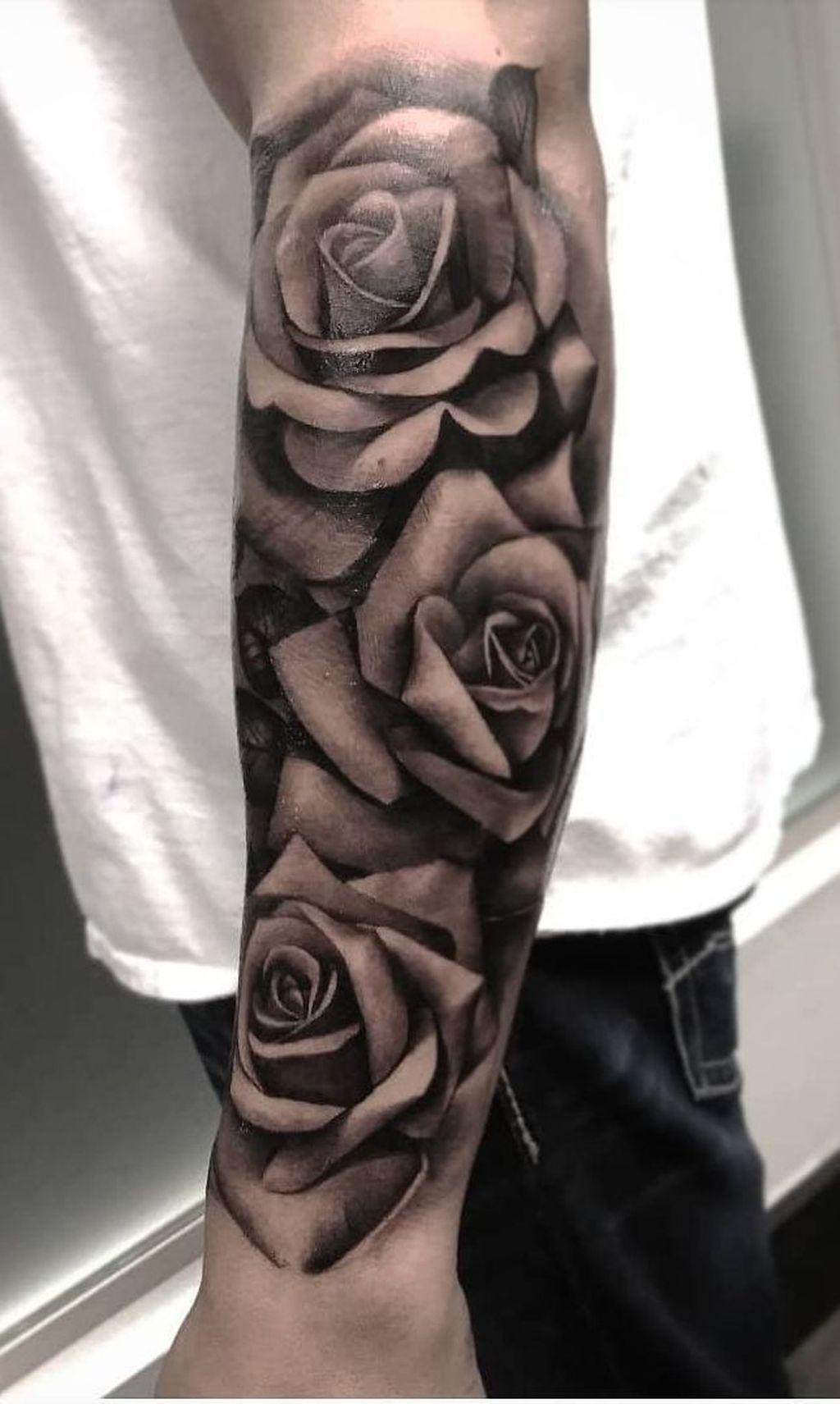 30 Classy Sleeve Tattoo Design Ideas To Inspire For Women Rose Tattoos For Men Hand Tattoos For Women Rose Tattoo Design