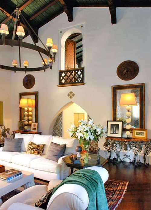 Grand Living Room Timothy Corrigan Can I Live Here Spanish