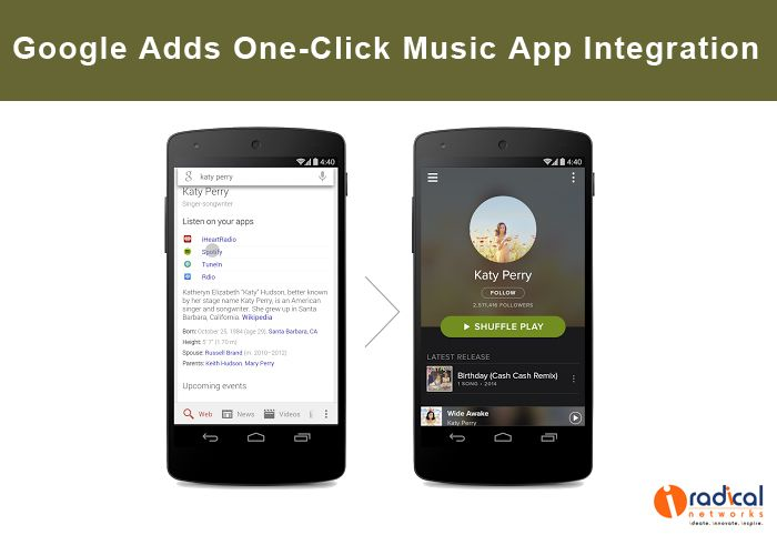 Android Users Can Now Search Google For A Musician Band Or Song