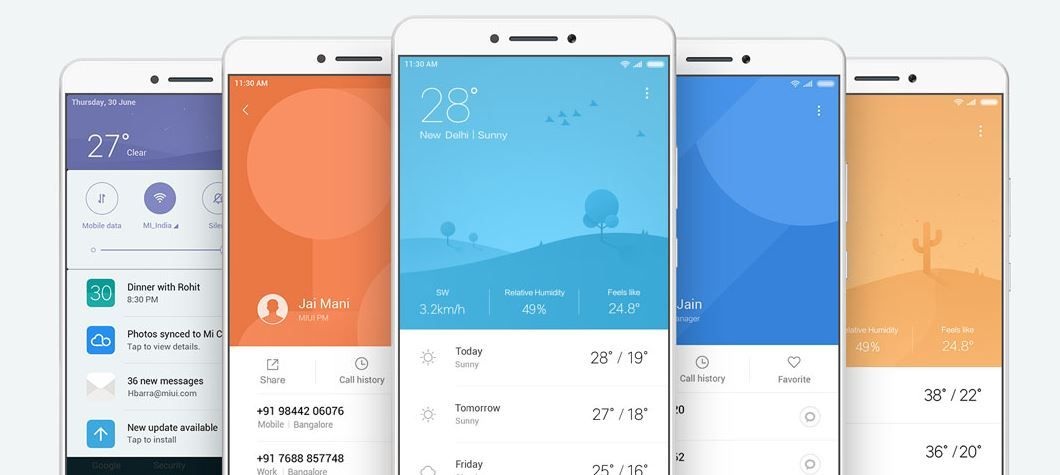 Xiaomi to roll out MIUI 8 Global Stable ROM from 23 August