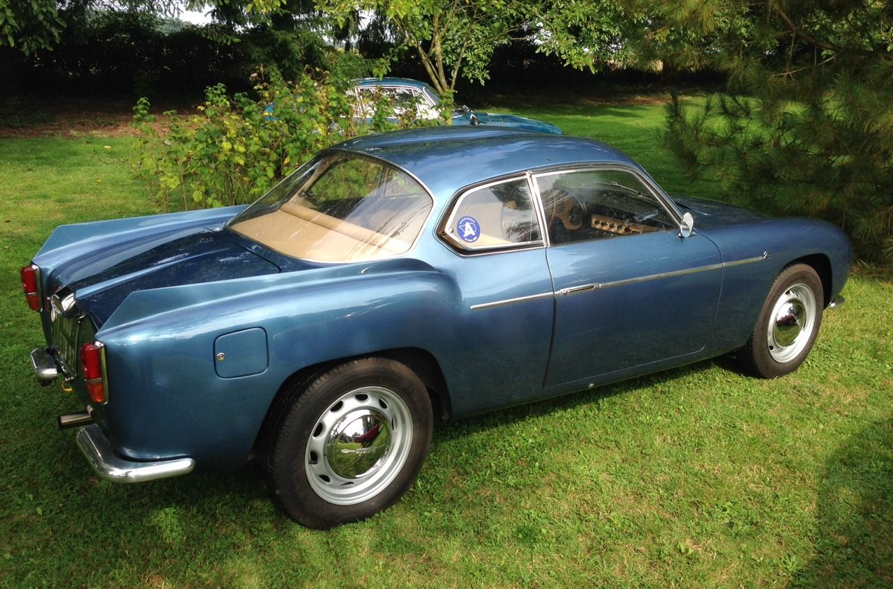 LE GARAGE PARISIEN • Incredibly rare Lancia Appia Zagato. We were at...