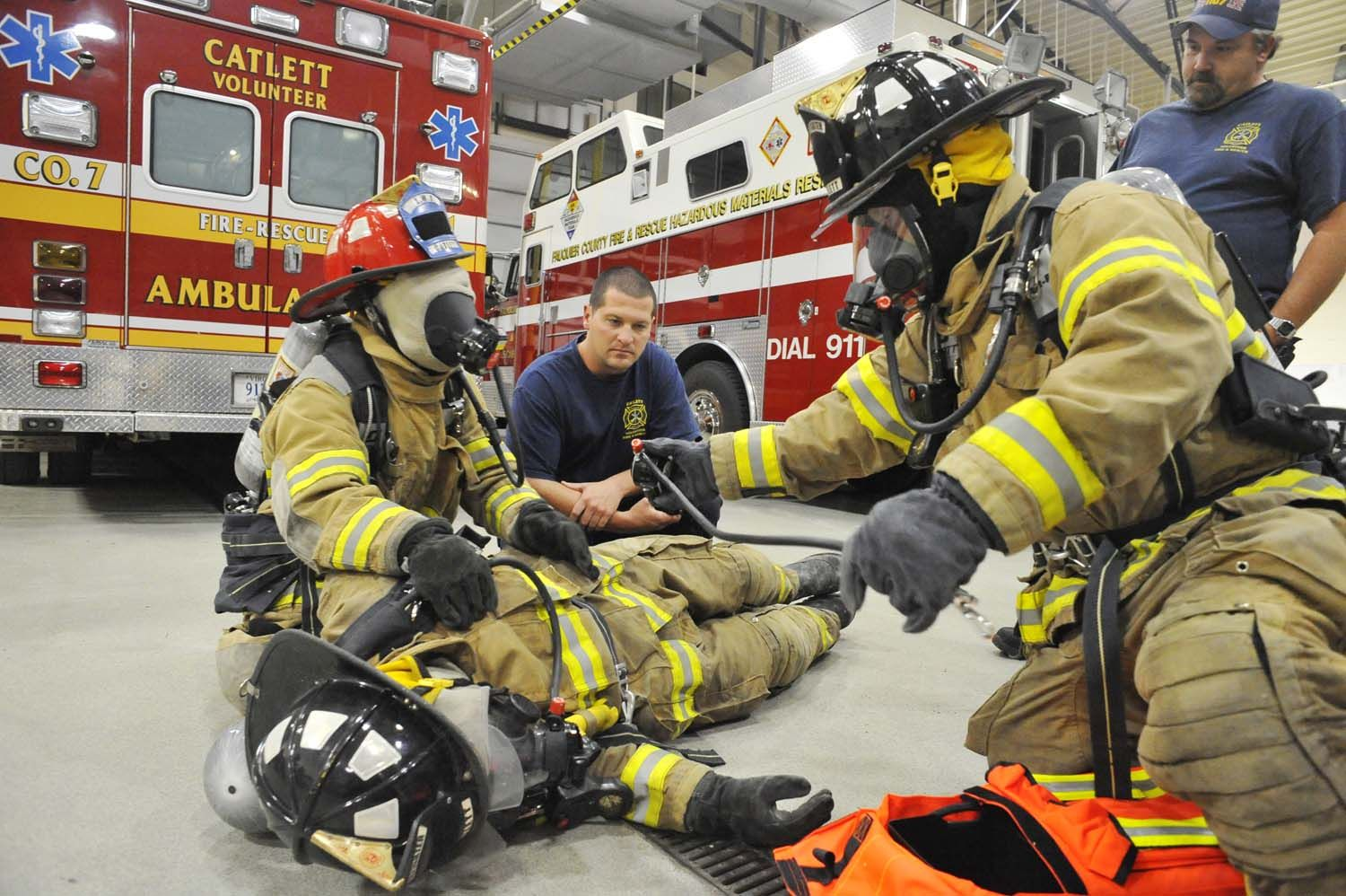 Catlett firefighters offer free CPR classes Cpr classes