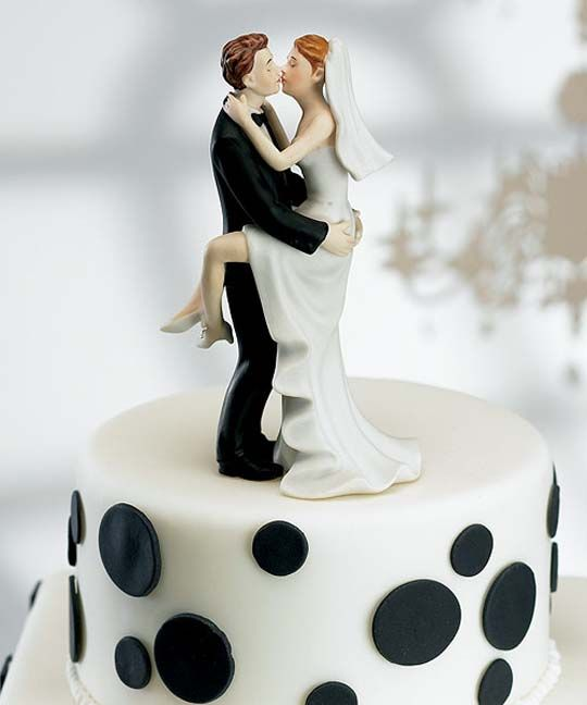 Wedding sexy cake, hahaha!