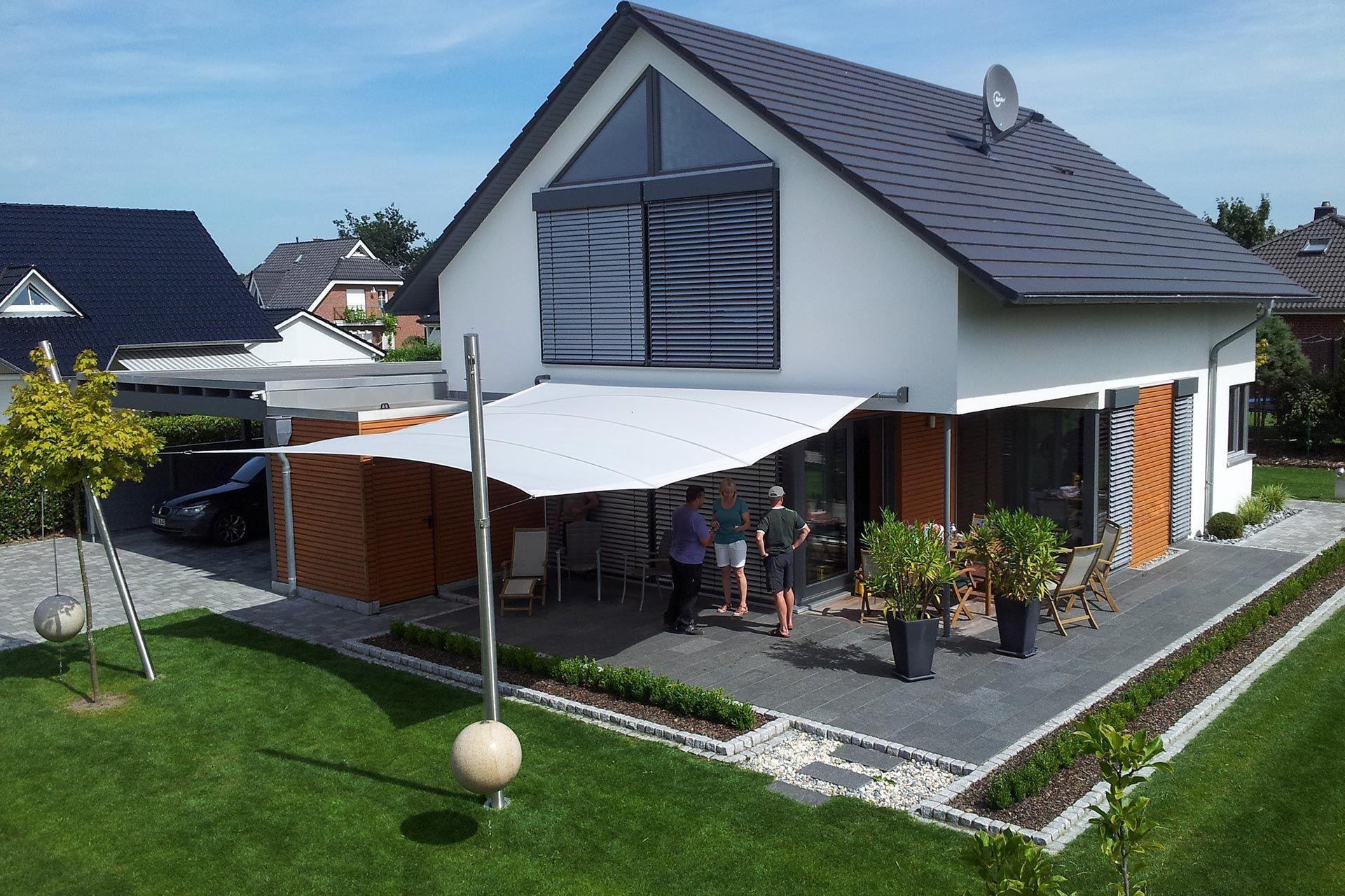 Pin von C4sun GmbH auf Square4sun - High-end Sonnensegel ...