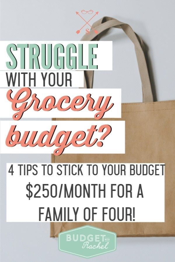 Hören Sie mit diesen einfachen Planungstipps auf, Ihr monatliches Lebensmittelbudget in die Luft zu jagen