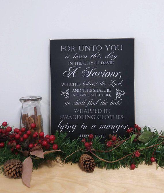 Christmas Decorations Christian