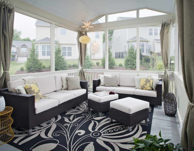 pics of screened in porches | Screened In Porches, Enjoying the ...