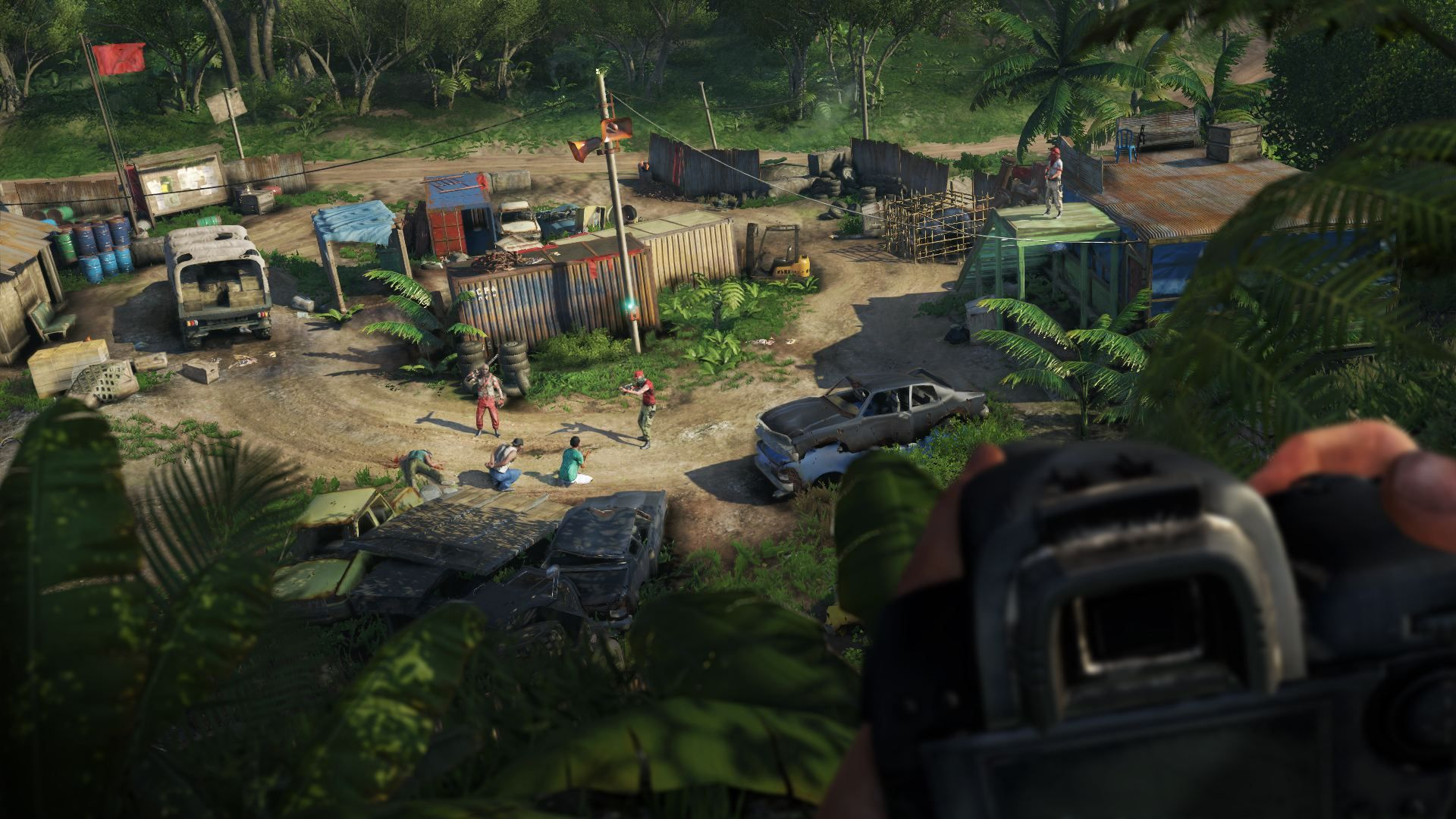 far cry 6 in game screenshots