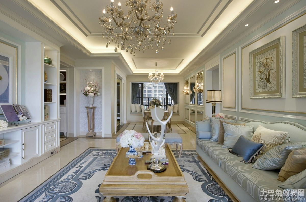 European luxury style interior design google search for Luxury house plans with photos of interior