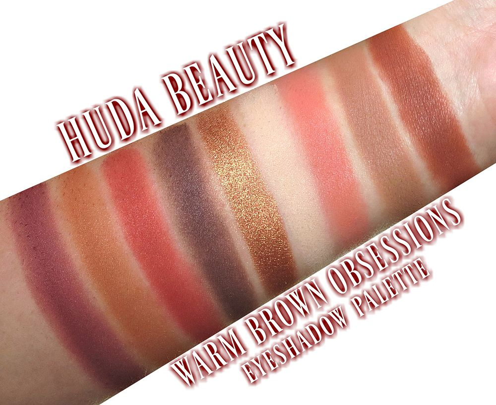 The New Nude Eyeshadow Palette by Huda Beauty #16