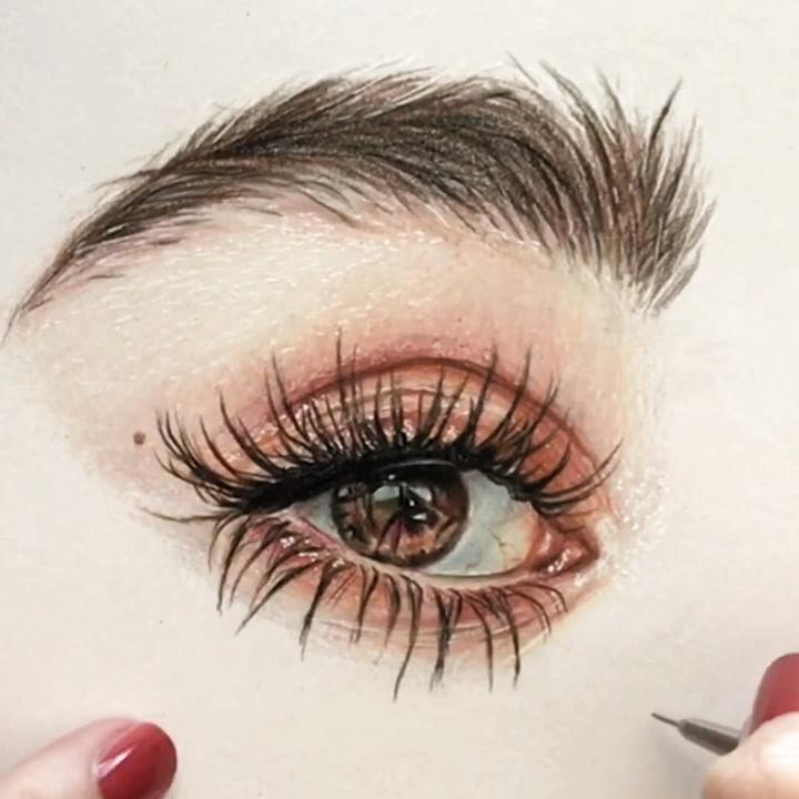 . Instagram: @perriewinkles_art . #art #artpage #artistsoninstagram #arttimelapse #artist #artistsofinstagram #drawing #prismacolorpencils #portrait #pencildrawings #realisticdrawing #eyepainting #artwork #artvideo #realisticeye #arttutorial #realism #realisticart #artistatwork #eyesketch #hyperrealism #artvideos #eyedrawing #eyepainting #eyes #howtodraw #eyeart #eyesdrawing #perriewinkles