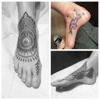 Posts About Dotwork Tattooing Mandalas On Azl Tattoos For Women Tattoos Cover Up Tattoos For Women