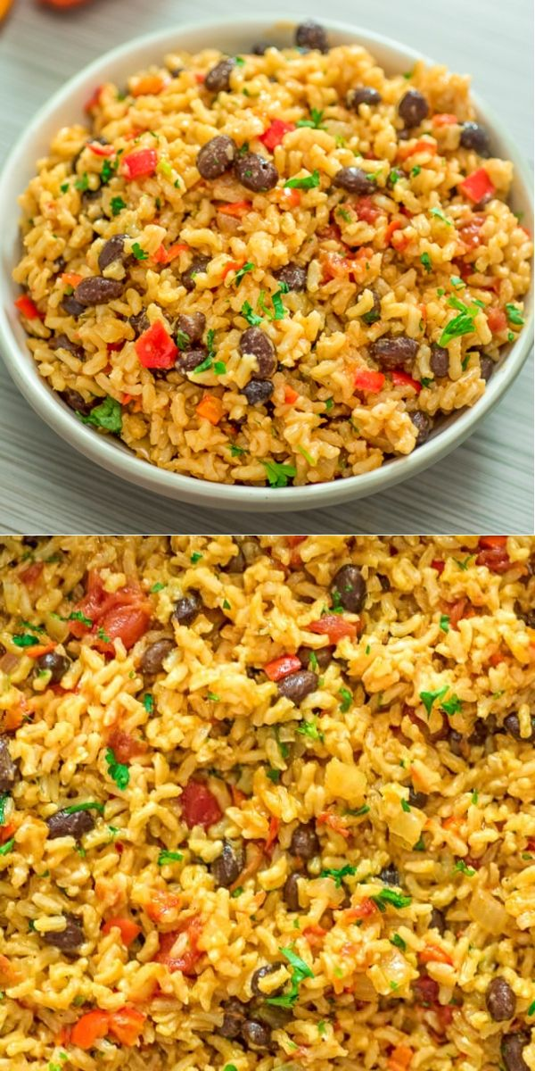 Rice and Beans images