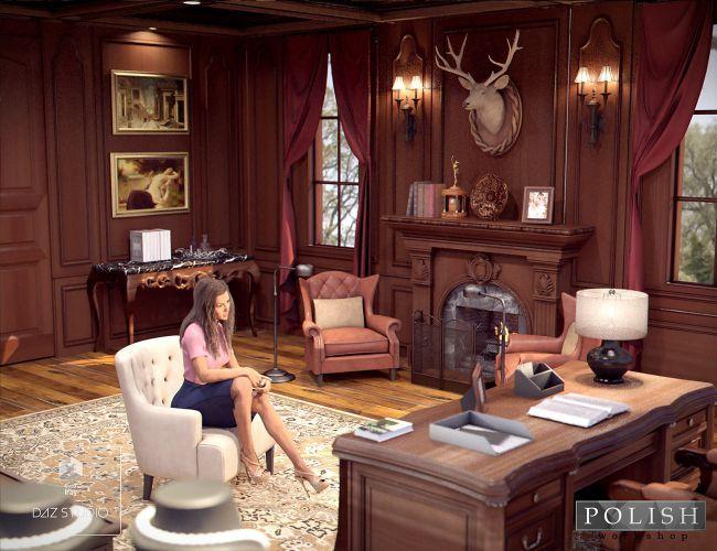 Millionaire office
