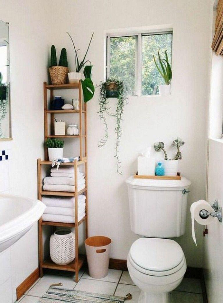 17 Comfy Restroom Decor Ideas For Your Best Decoration In Your Home Restroom Decor Diy Bathroom Storage Simple Bathroom