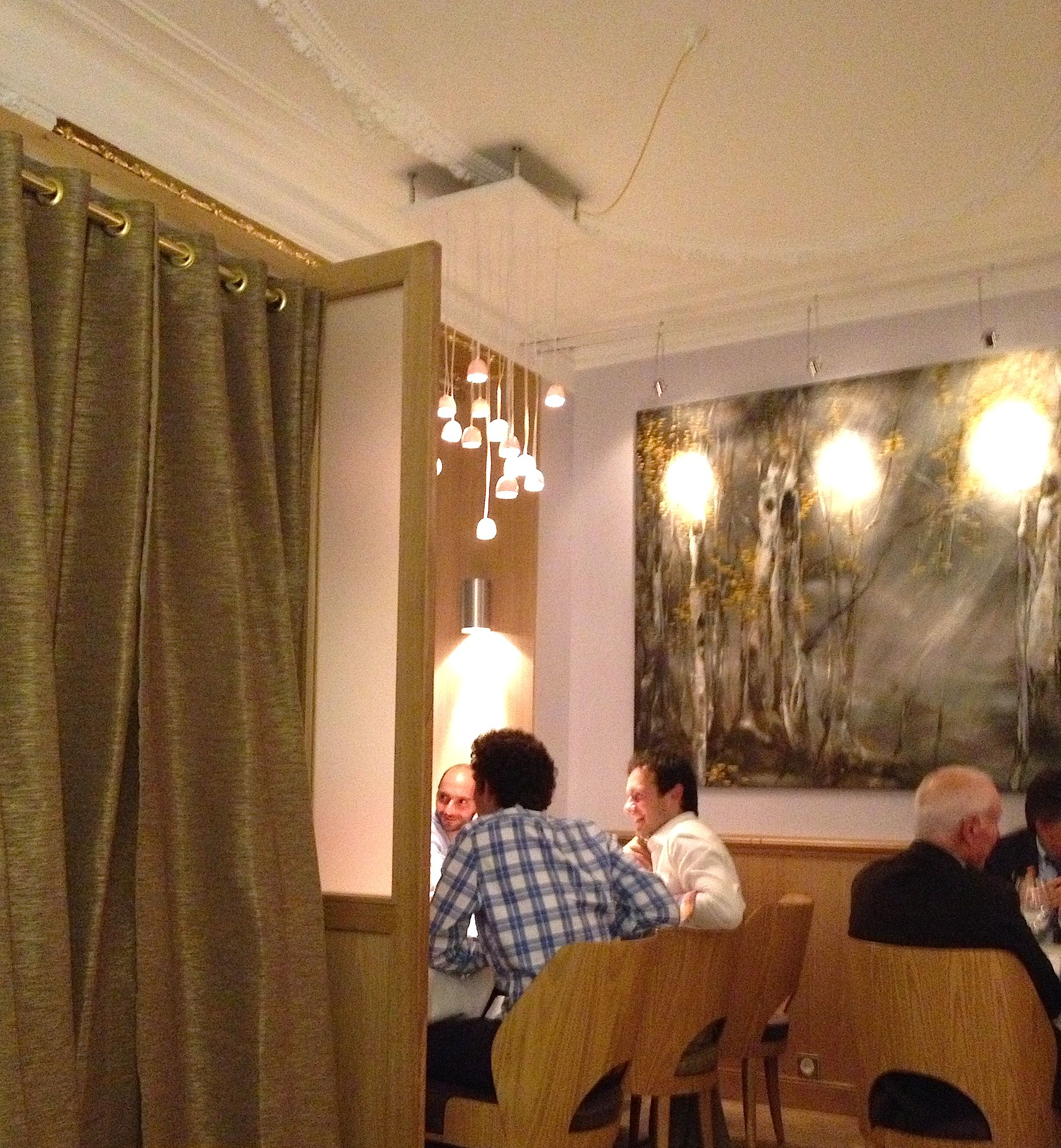 Cool Places To Eat In La: LA TABLE D'EUGENE--The One Great Place To Eat In
