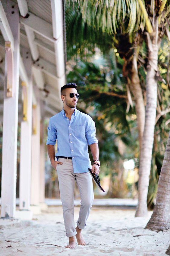 24 Beach Wedding Guest Outfits For Men Wedding Weddingday Weddingideas Beachwedding C Beach Wedding Men Outfit Mens Beach Wedding Attire Beach Outfit Men