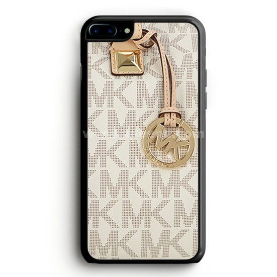 Michael Kors Mk Bag Texture Print case provides a protective yet stylish  shield between your iPhone 7 Plus and accidental bumps, drops, and scratch\u2026