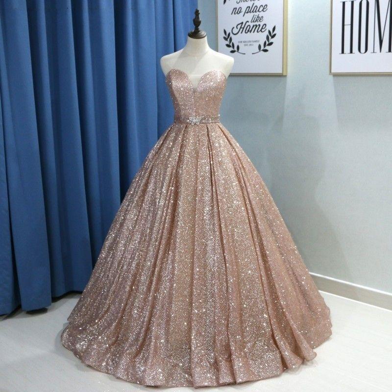 Fashion Abendkleider Mit Glitzer Prinzessin Abendmoden Online Kaufen Brautkleider Abiballkleider Abendkleider Abendkleid Jugendweihe Kleider Rosa Kleider